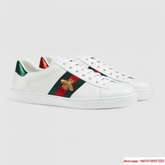 Gucci Bee shoes Ace embroidered sneaker Gucci  men shoes Gucci shoes  (Hot Product - 9*)
