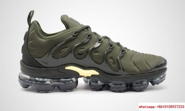 detailed look 0c8e9 cfc33 Nike Air VaporMax Plus Cargo Khaki Clay Green Metallic nike ...