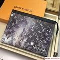 NWT LOUIS VUITTON Galaxy Pochette Voyage