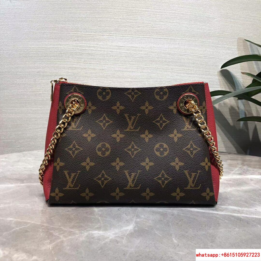 03e5ab468b Louis Vuitton Surene BB handbag in Monogram canvas LV new chain bag ...