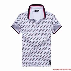Fendi Men's T-shirt Top Shirt Polo BNWT 100% cotton fendi polo
