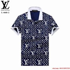 newest wholesale lv polo lv men's polo lv tshirt