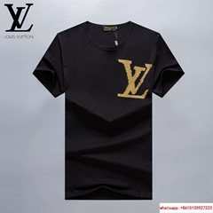 Louis Vuitton X Virgil Abloh Brick Printed T Shirt Black LV Tshirt (Hot Product - 1*)