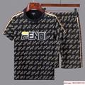 Newest wholesale       suit       short sleeve suit athletic wear       sport  8