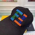 New Fendi FF Logos Hat Baseball Ajustable Cap fendi hat fendi cap 2