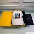 New Fendi FF Logos Hat Baseball Ajustable Cap fendi hat fendi cap 10