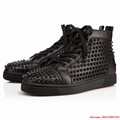 christian louboutin Louis Spikes Men's