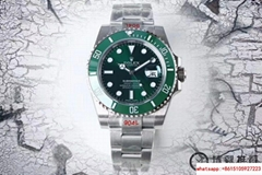 Rolex Submariner 50th Anniversary 16610LV Green Bezel rolex watch  (Hot Product - 5*)