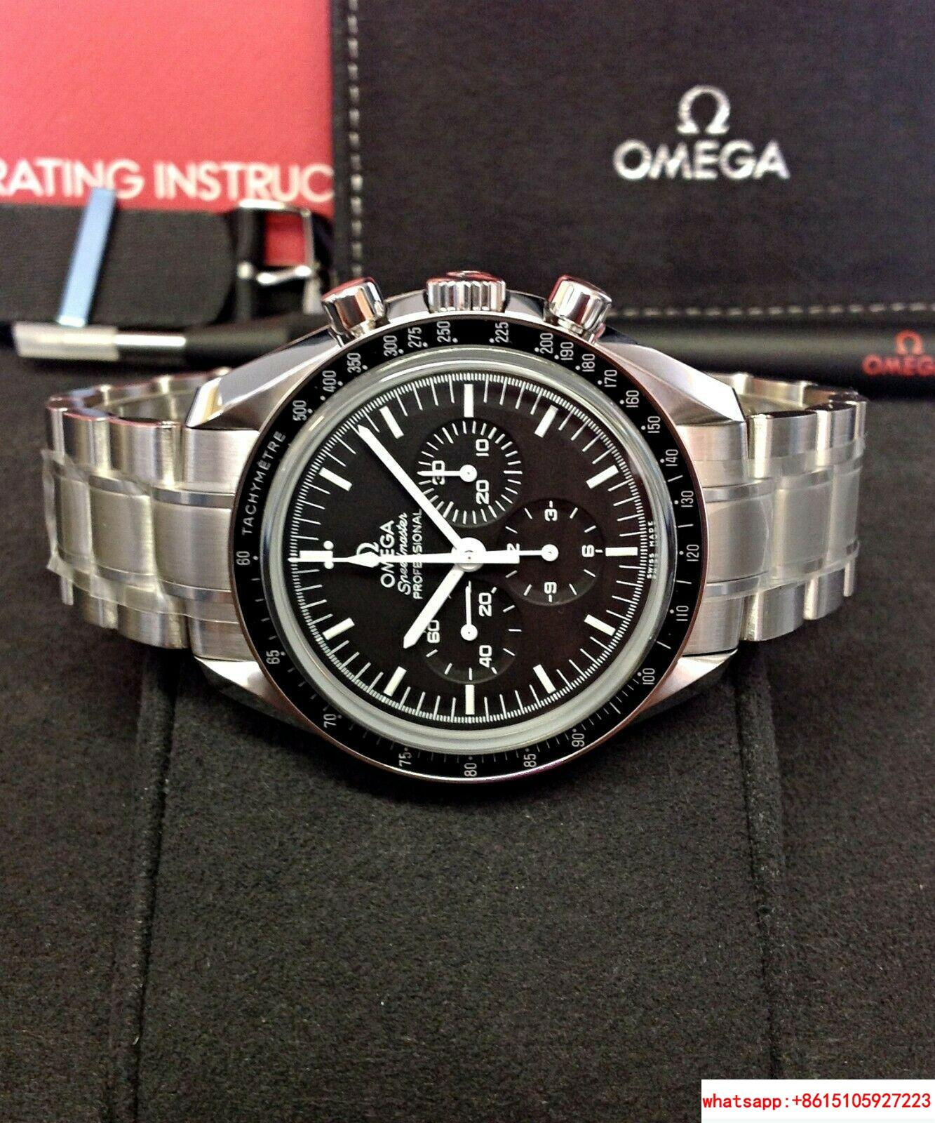 Omega Speedmaster Moonwatch 311.30.42.30.01.006 BOX AND PAPERS 2019 3