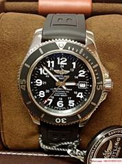 Breitling Superocean II 42 A17365 BOX AND PAPERWORK 2019 buy luxury brand watch