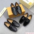 lv loafer lv monogram cavas loafer lv men shoes lv shoes