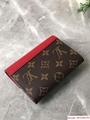 Louis Vuitton Pallas Compact Wallet Monogram Canvas and Calf Leather lv wallet