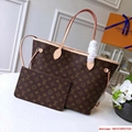 Neverfull Monogram MM tote Handbags