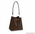 cavas and leather handbags