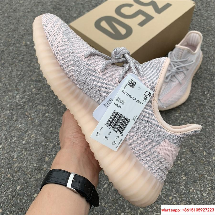 Adidas YEEZY BOOST 350 V2 FV5578 light pink adidas yeezy shoes  7
