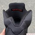 Nike Air Jordan 5 Retro V AJ5 Satin Bred Black Red Men Shoes Sneakers 136027 006 4