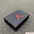 Nike Air Jordan 5 Retro V AJ5 Satin Bred Black Red Men Shoes Sneakers 136027 006 5