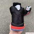 Nike Air Jordan 5 Retro V AJ5 Satin Bred Black Red Men Shoes Sneakers 136027 006 6