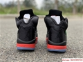 Nike Air Jordan 5 Retro V AJ5 Satin Bred Black Red Men Shoes Sneakers 136027 006 9