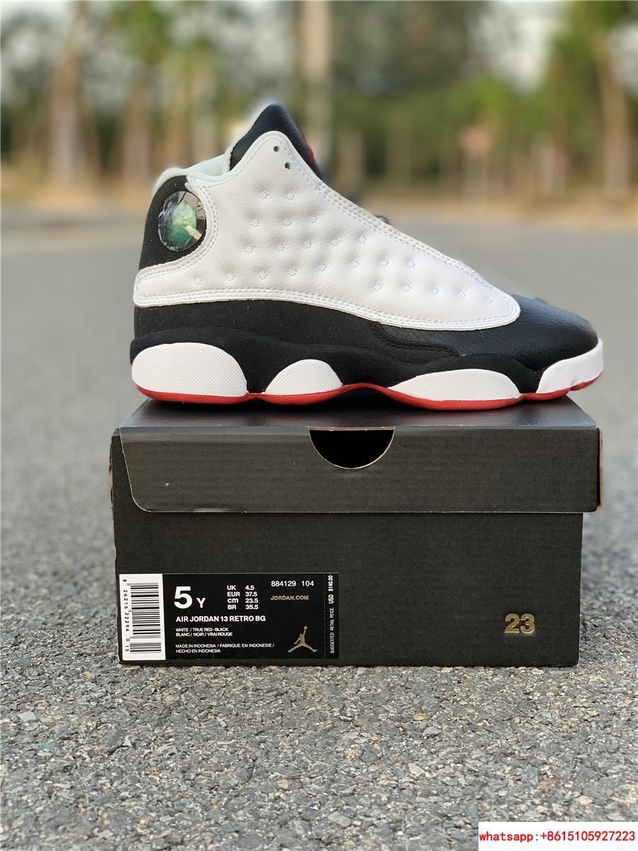 WORN ONCE Air Jordan 13 Retro He Got Game 884129-104 3