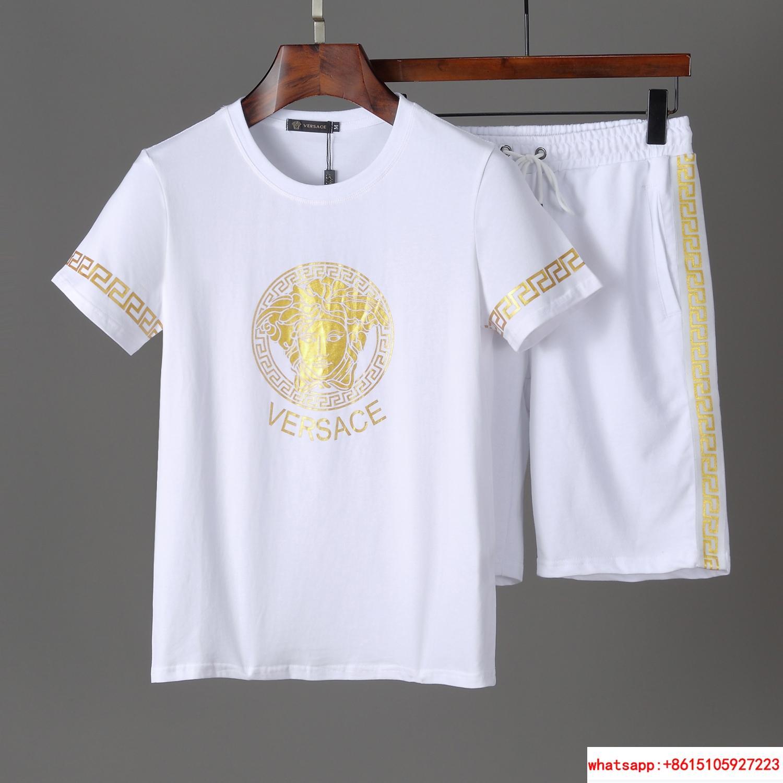 suit         %100 cotton casual suit         tshirt with short 1