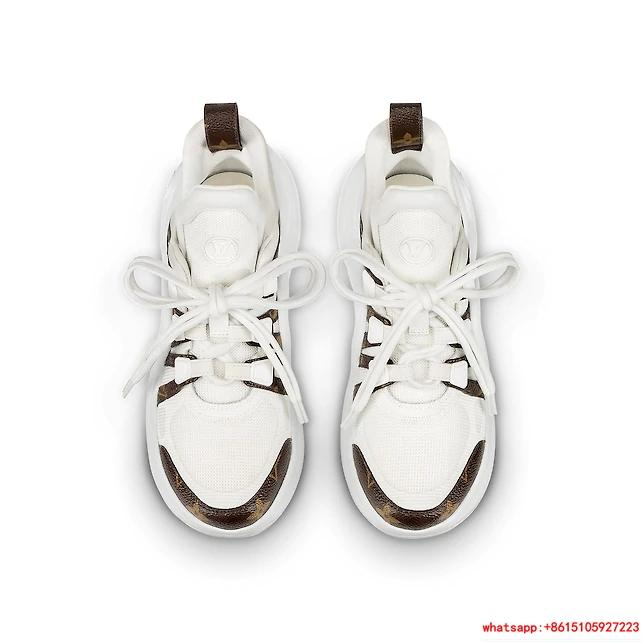 archlight sneaker Patent Monogram canvas    casual shoes 3