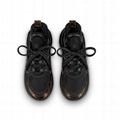 archlight sneaker Patent Monogram canvas             black women shoes     3
