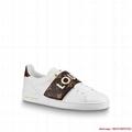 Louis Vuitton's classic Frontrow sneaker