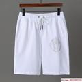 Men Shirt Suit Short Sleeve Summer Youth Casual Solid T-shirt Shorts 2Pcs 5