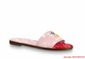 lock It  flat mule Rose Rouge  Pink /