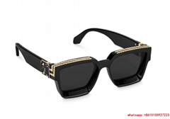 Louis Vuitton  1.1 Millionaires sunglasses evoke eyewear Z1165E lv sunglass