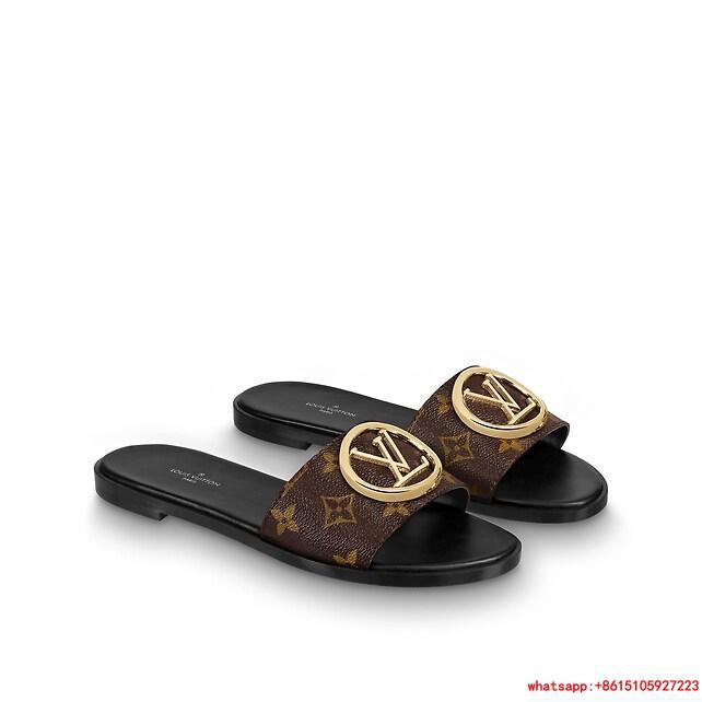 louis vuitton slide sandals