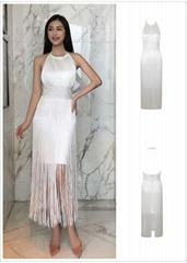hotsale herve leger  sexy long dress hl dress free shipping fee perfect quality