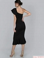 Herve Leger  dress HL dress black color