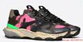 bounce sneaker Fuchsia