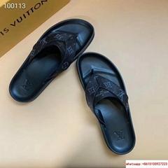 louis vuitton mirabeau thong 1A4UIU lv slide sandals lv men slide