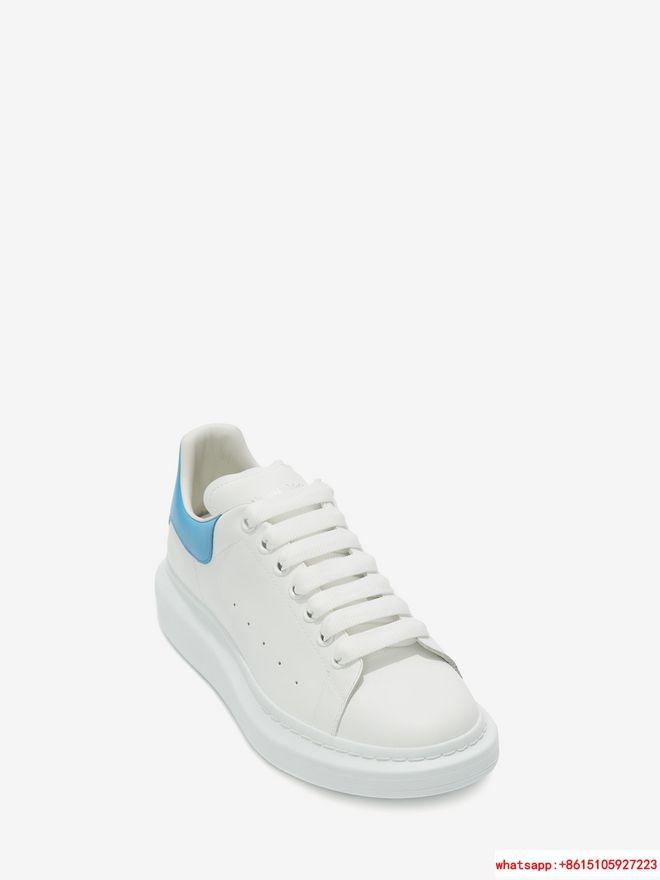 alexander mcqueen oversized sneaker BASIL GREEN size for 35-44   2