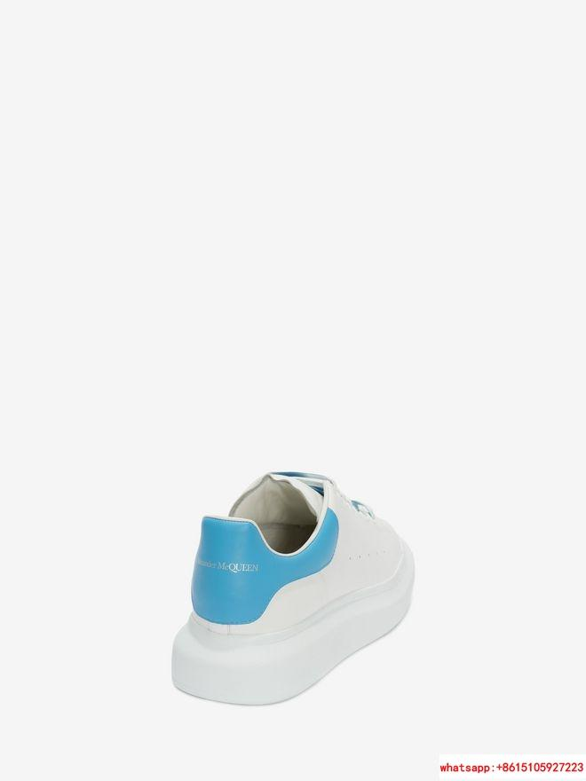 alexander mcqueen oversized sneaker BASIL GREEN size for 35-44   4