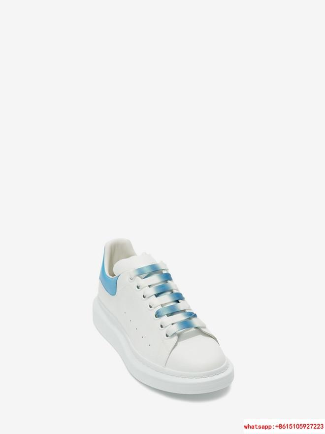 alexander mcqueen oversized sneaker BASIL GREEN size for 35-44   5