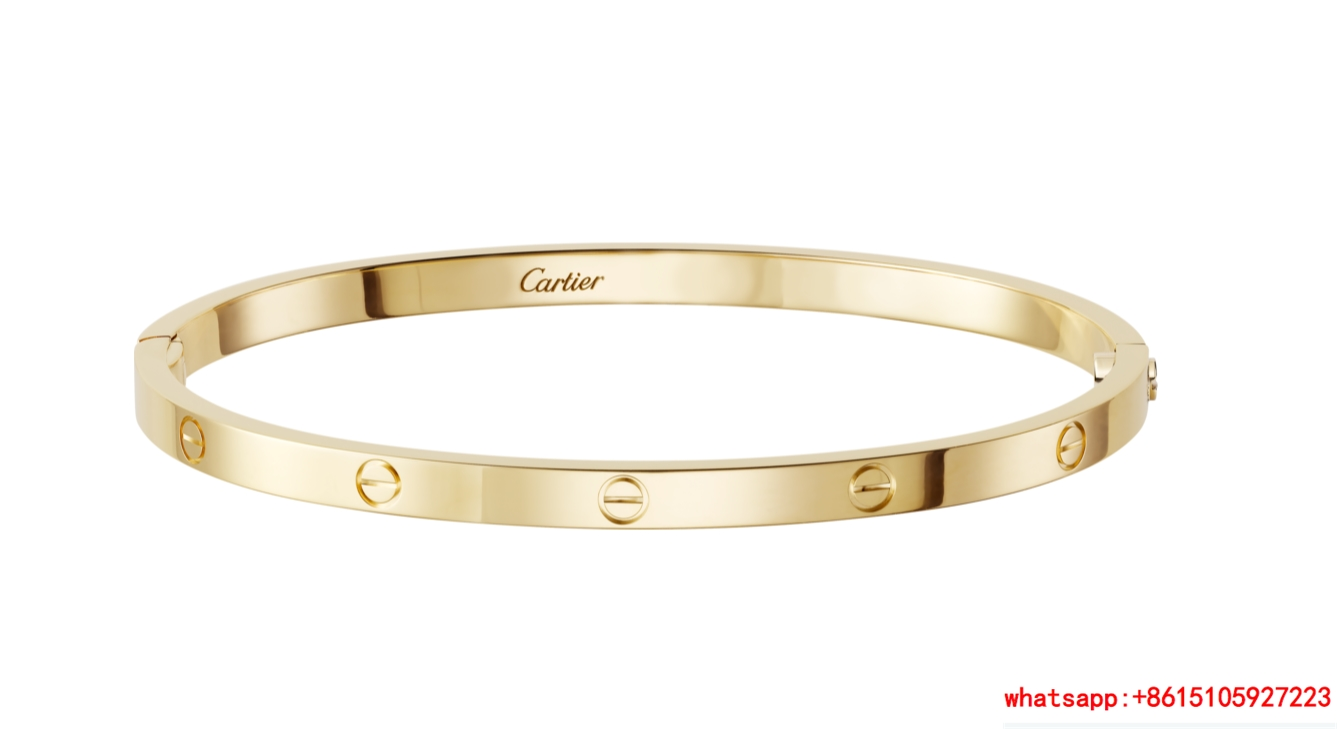 cartier love bracelet yellow gold cartier bracelet with free shipping  4