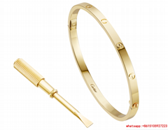 cartier love bracelet yellow gold cartier bracelet with free shipping