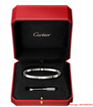 cartier love bracelet sm white gold cartier braclet  2