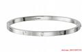 cartier love bracelet sm white gold cartier braclet  4