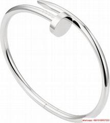 cartier juste un clou bracelet white gold cartier bracelet