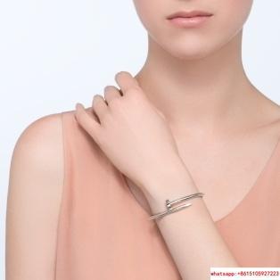 cartier juste un clou bracelet white gold cartier bracelet 2
