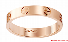 cartier love wedding band rose gold rings cartier rings
