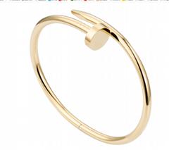 cartier juste un clou bracelets yellow gold  cartier bracelet