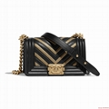 hotsale small boy cc  handbags Metallic