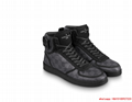 rivoli sneaker     sneaker    shoes  Damier Graphite canvas 2
