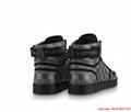 rivoli sneaker     sneaker    shoes  Damier Graphite canvas 3